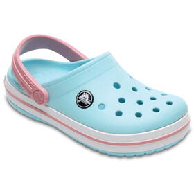 Crocs Crocband Clogs Kids, ice blue/white
